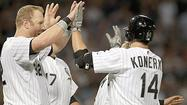 A.J. Pierzynski best summed up the wackiest victory of the White Sox's successful season.