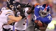 EAST RUTHERFORD, N.J. — It was an uncharacteristically bad night for <b>Charles Tillman.</b>
