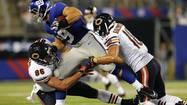 Exhibition photos: Bears 20, Giants 17