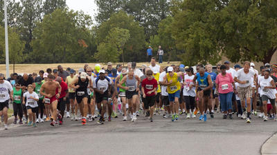 UMOJA 5K Race: A little rain didn't slow down these runners