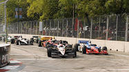When they sweep through the streets of Baltimore next weekend, driving some of the most powerful cars in the world at speeds that make their sport as dangerous as any, the IndyCar drivers will be mostly anonymous.