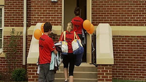 Underclassmen find their new homes at Roanoke College