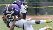 Mount St. Joe's comeback bid falls short against Bishop McNamara in football opener