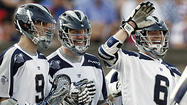2012: Chesapeake Bayhawks photos