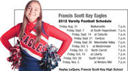 Francis Scott Key High School Football Schedule 2012