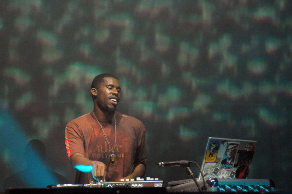 Flying Lotus in 2009.