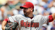 Newly acquired Orioles left-hander Joe Saunders spoke with the <em>Arizona Republic </em>earlier today after this morning's trade was completed.