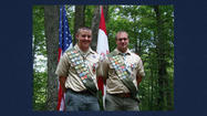Berlin Boy Scout Troop 135 convened a Court of Honor to celebrate cousins, Luke Thomas Sprowls and Samuel David Dively's achieving the rank of Eagle Scout.