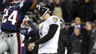 Billy Cundiff not the first kicker to lose job after playoff disappointment