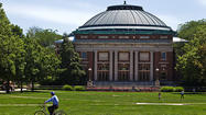The University of Illinois received nearly 48,000 applicants this year across its three campuses, a number the university says is a record high.
