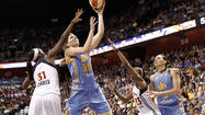 UNCASVILLE, Conn. -- The Sky have been one of the biggest disappointments in the WNBA this season. After upgrading the roster with Swin Cash, Ruth Riley and Ticha Penicheiro, injuries have crushed them.