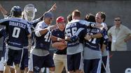 The Chesapeake Bayhawks flexed their muscles during the Major League Lacrosse championship on Sunday at Harvard Stadium, rolling over the Denver Outlaws, 16-6, and making their case for being the best team in the 12-year history of the league.