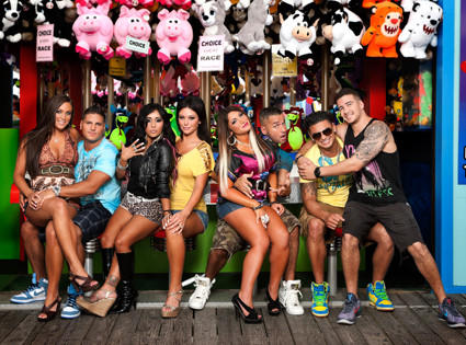 Jersey Shore Stars Tweet Congrats to New Mom Snooki!