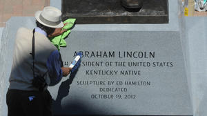 Lincoln's feelings about birthplace were complicated