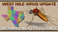 "<span style=""text-decoration: underline;"">WEST NILE VIRUS INFORMATION ACROSS NORTH TEXAS</span>"