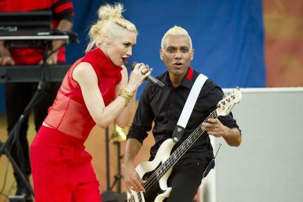 No Doubt singer Gwen Stefani and bassist Tony Kanal will play at the I Heart Radio Festival on Sept. 21 and 22 in Las Vegas