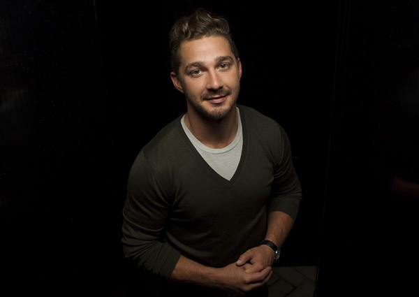 "Shia LaBeouf is currently promoting ""Lawless,"" but that's not all he's up to. His upcoming releases include ""The Company You Keep,"" in which he plays a journalist, and ""The Nymphomaniac,"" a title, that is well, self-explanatory."