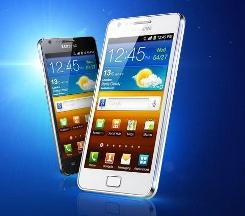 The Samsung Galaxy S II smartphone, both the AT&T and T-Mobile versions, was found to have infringed on an Apple patent. The Galaxy S II was announced in February 2011.
