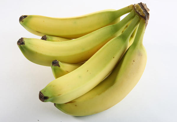 Bananas for banana bread recipe