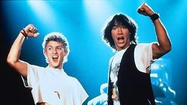 No WAY: Keanu Reeves dishes about the upcoming third Bill & Ted Adventure