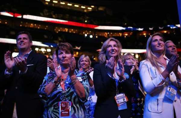 As the Republican National Convention gets under way in Tampa, Fla., researchers take a look at how genes influence political beliefs and behavior.