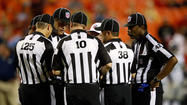 NFL needs real refs back now
