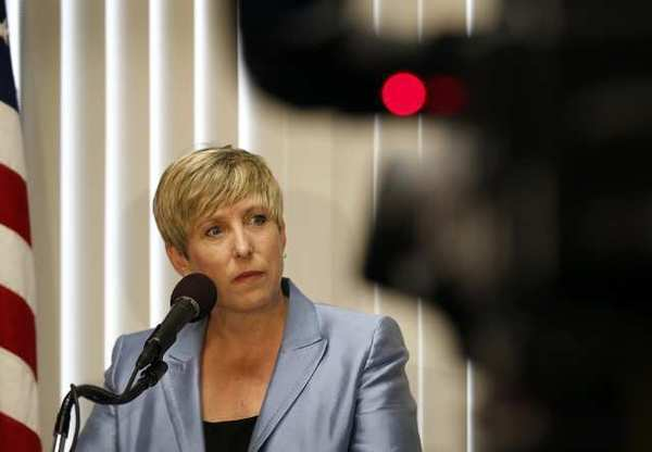 City Controller Wendy Greuel