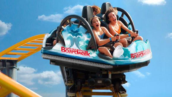 The Undertow spinning coaster is planned for Santa Cruz Beach Boardwalk