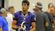 During his month-long competition with Billy Cundiff for a job that nobody expected him to win, Justin Tucker held firm to advice that Ravens coach John Harbaugh repeated throughout training camp.