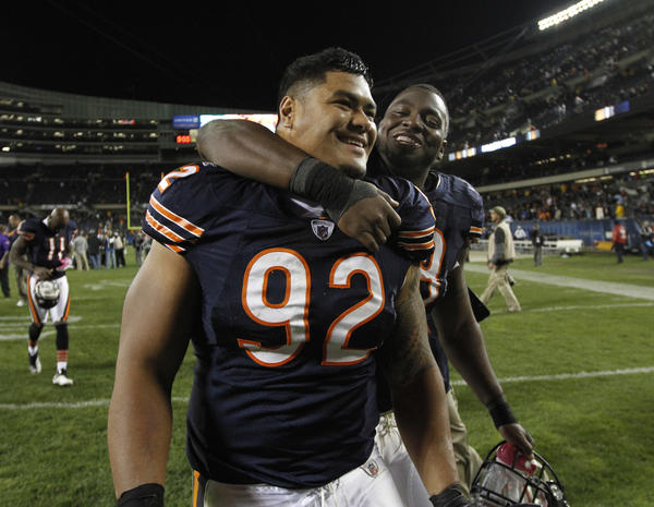 The Bears are taking a safe route with Stephen Paea's ankle injury.