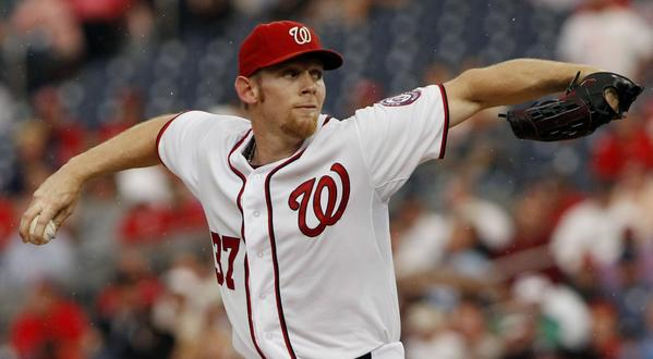 The prospect of losing Stephen Strasburg puts the Nationals' standing in doubt.