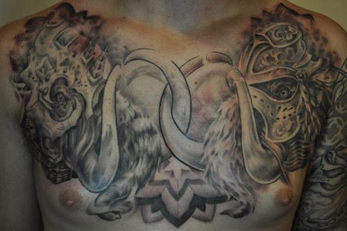 Photos: Extreme Tattoos -
