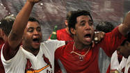 Pictures: Springfield Cardinals clinch 2nd half title
