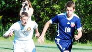 HARBOR SPRINGS -- Steven Halstead and Luca Thomsen each scored a goal as Boyne City defeated Harbor Springs, 2-0, Monday in the Lake Michigan Conference boys soccer opener for both schools.