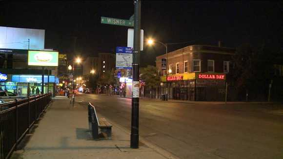 Logan Square shooting
