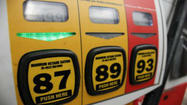 Gas prices continue to climb on Isaac fears