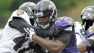 Kelechi Osemele already one of Ravens' best linemen
