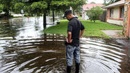 <b>Photos:</b> Isaac makes its way through South Florida