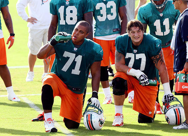 Jonathan Martin (left) thinks it's great Condoleezza Rice is now a member of Augusta National Golf Club