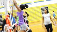 Newborn not about to sideline Laurel volleyball coach
