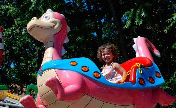 Summer is packed with fun from Skokie's Backlot Bash.