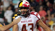 Door not closed on Terps kicker Ferrara