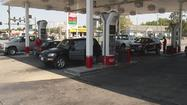 SPRINGFIELD, Mo. -- From Monday to Tuesday, gas prices increased an average of eight cents per gallon around Missouri and an average of seven cents in Arkansas, according to Gasbuddy.com.  Economists said the prices are up in anticipation of Hurricane Isaac, as well as increased demand for Labor Day travel.