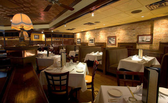 Enjoy sipping a scotch, eating a steak and listening to swinging jazz at Pete Miller's in Evanston