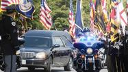 Fallen PG officer, Laurel resident 'made lasting impression'