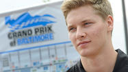 Car owner Sarah Fisher knows what's going on. She has a young, rookie driver, who has yet to bag a Top 10 finish due to no fault of his own and caught the eyes of other car owners. She knows they may try to steal him away.