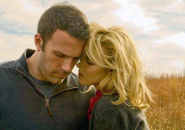 "Ben Affleck and Rachel McAdams star in ""To the Wonder."""