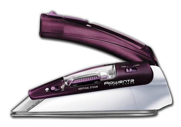 Rowena First Class travel iron