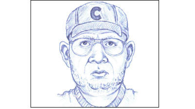 Chicago police released the sketch of a man who tried to lure a 12-year-old girl last week.