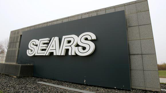 Sears headquarters in Hoffman Estates.